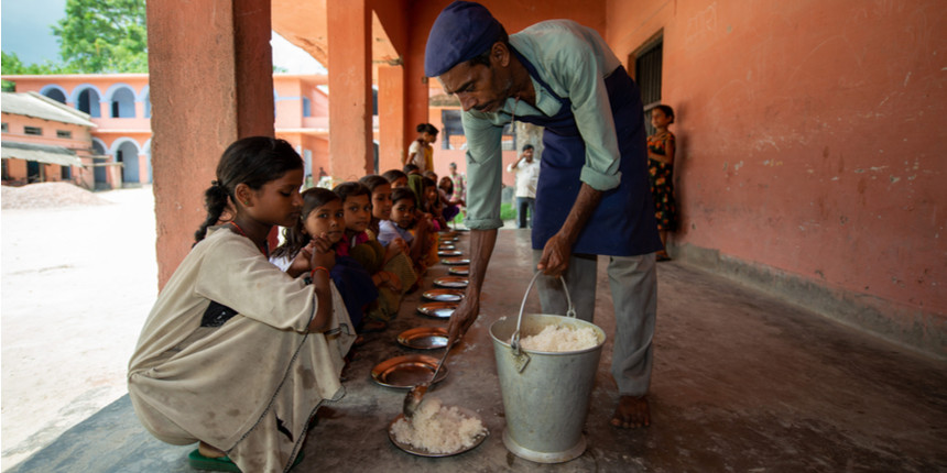AAP, BJP cross swords over mid-day meal scheme