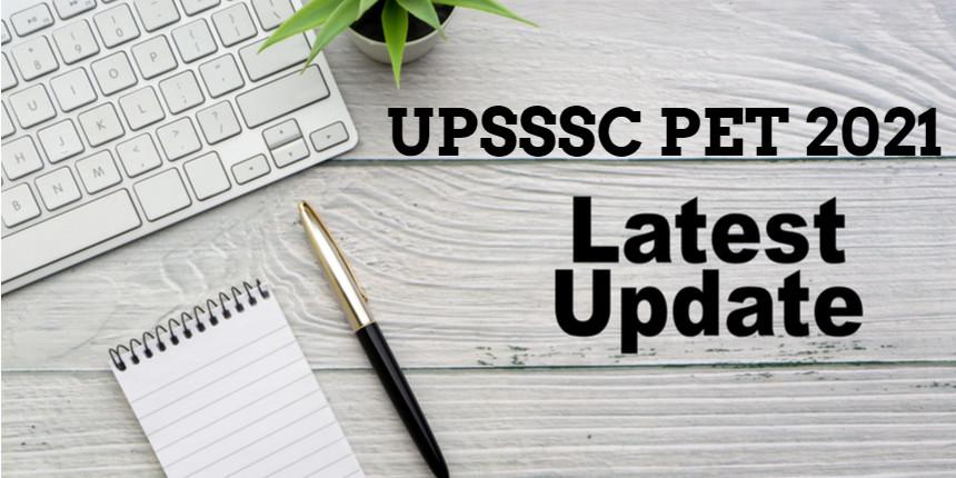 UPSSSC PET 2021: Change in exam centres; Download new admit card at upsssc.gov.in