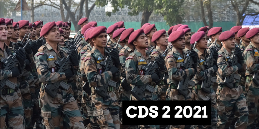 CDS Application Form 2021:  Last day to apply at upsc.gov.in