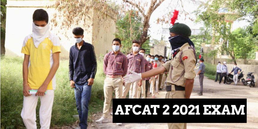 AFCAT 2 2021 exam to begin soon; Check shift timings and key guidelines