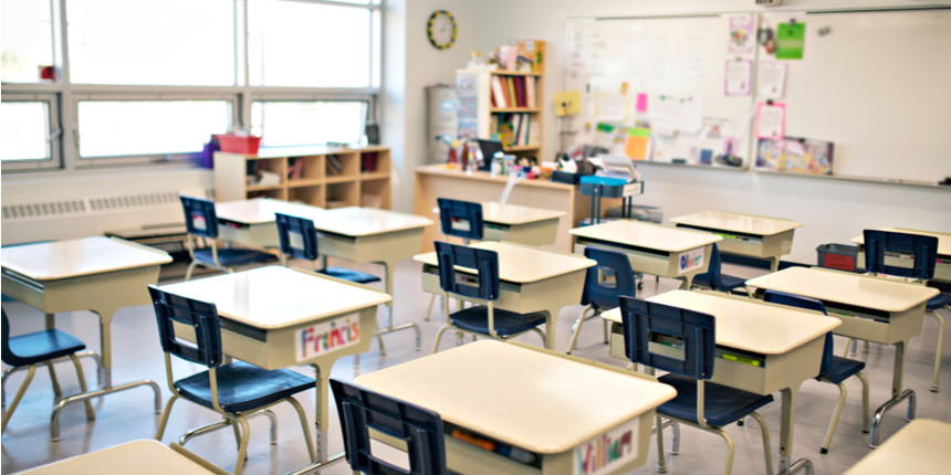 Tamil Nadu: Schools to reopen for classes 9-12 on September 1