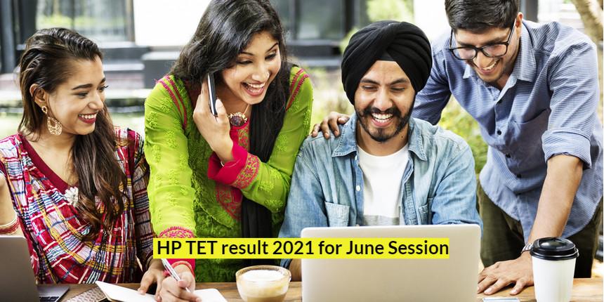 HP TET Result 2021: 6516 candidates qualify
