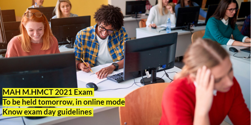 MAH M.HMCT 2021: Exam to held tomorrow in online mode; Check exam day guidelines