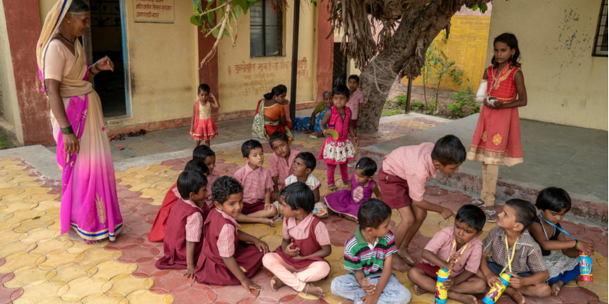 Rajasthan Anganwadi Centres merge with government schools to provide pre-school education: Report