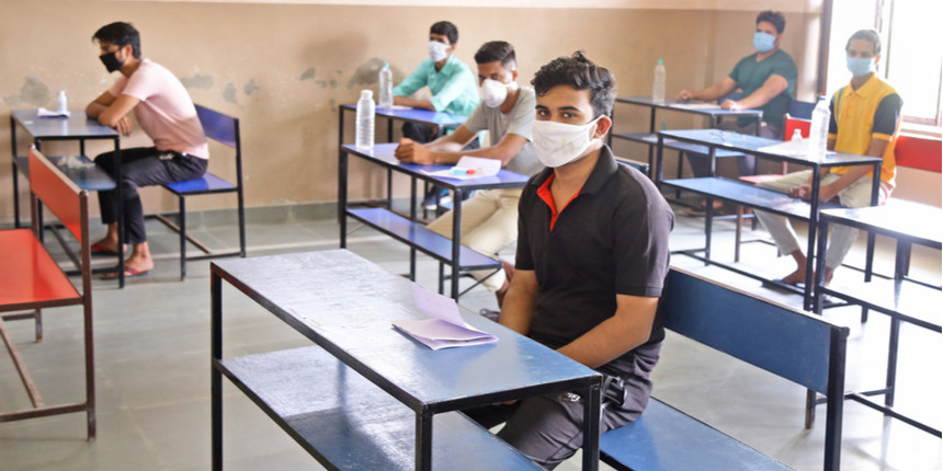 REET 2021 exam begins; COVID-19 protocol followed, late comers not allowed