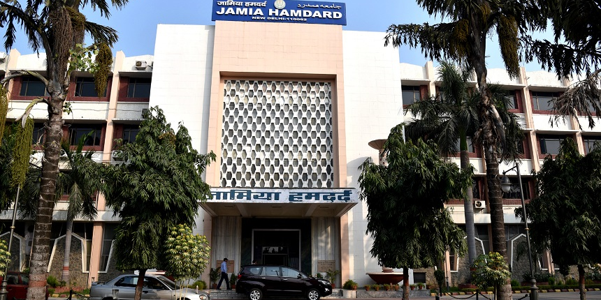 Jamia Hamdard to reopen for UG, PG final-year students from September 7