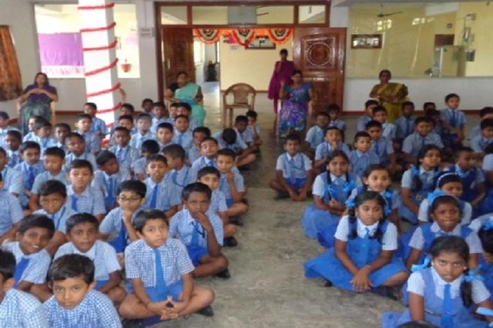 Kamaraj English Medium School- Seminar hall