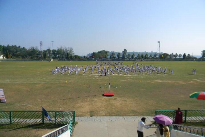 Kamaraj English Medium School-Sports
