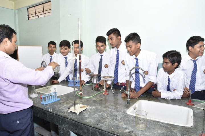 St Francis D Assisi High School-Chemistry Lab