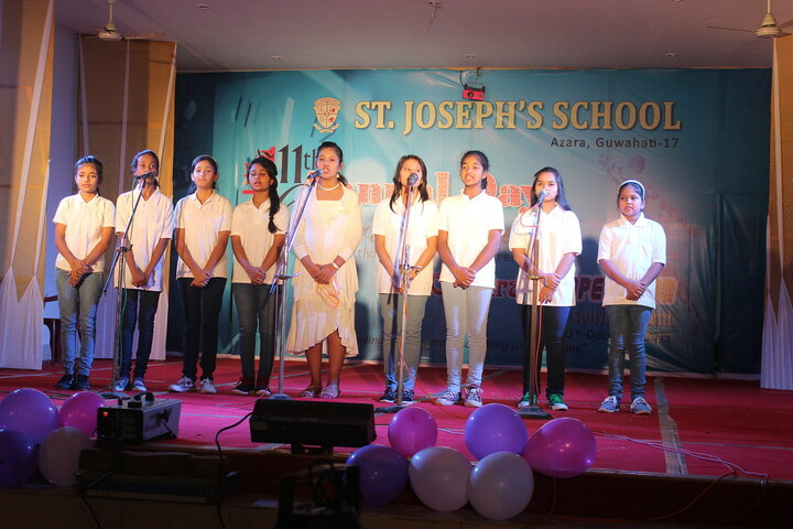 St Josephs School- Singing