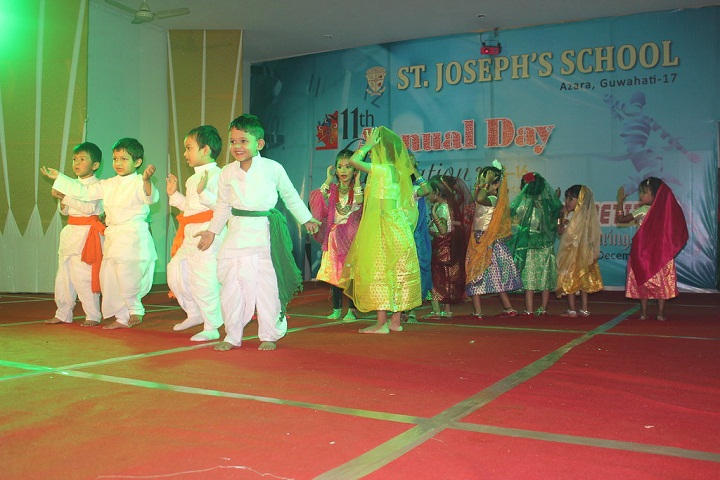 St Josephs School-Annual Day