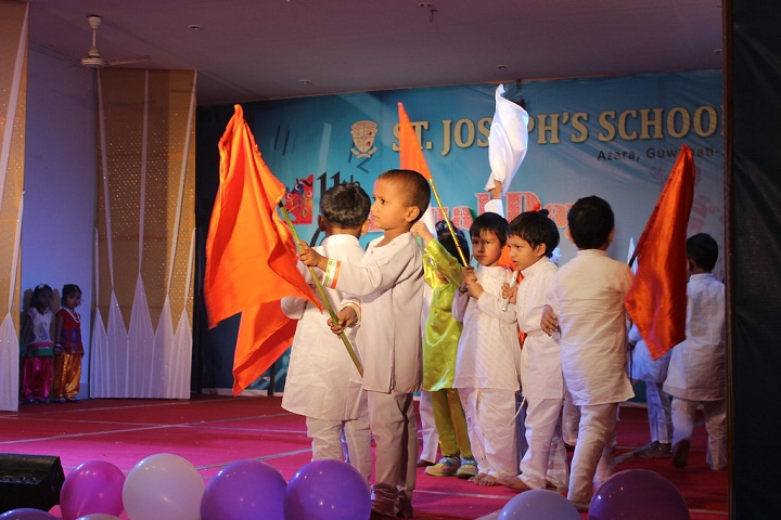 St Josephs School-Event