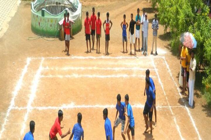 St Xaviers Public School-Sports