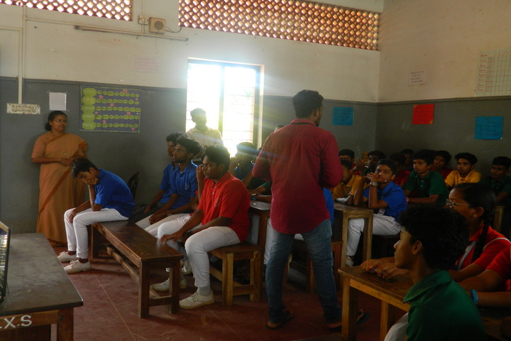 St Xaviers Public School-Counselling Program