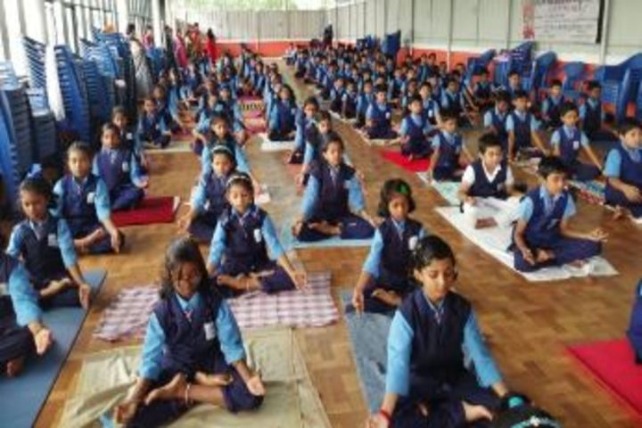 Stella Maris English Medium School-Yoga