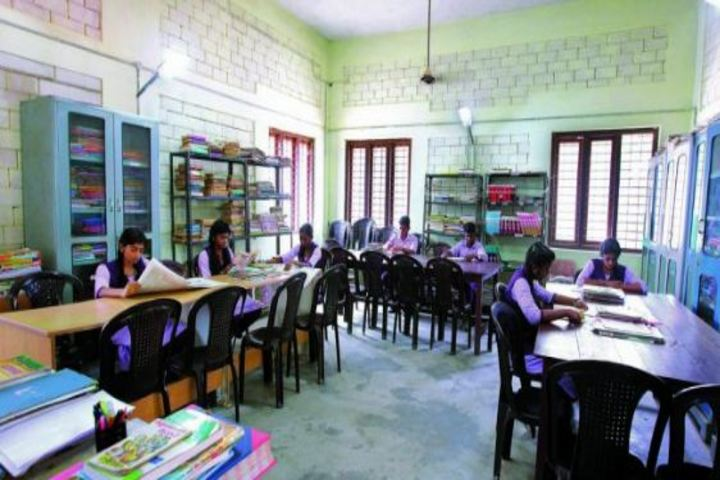 Sundarsanam Central School-Library
