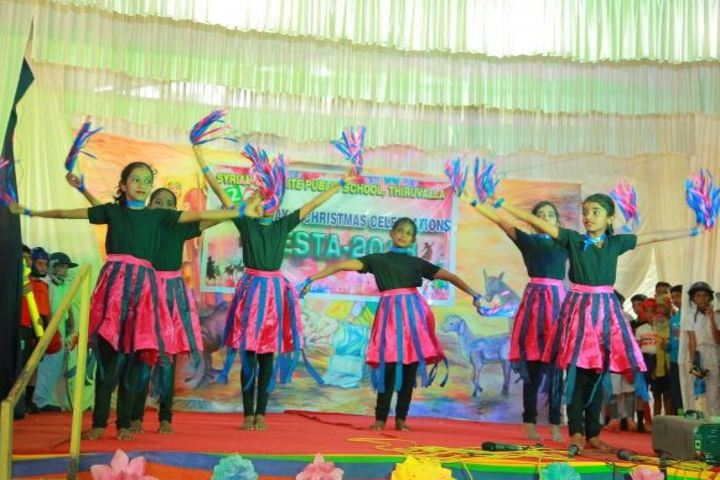 Syrian Jacobite Public School-Annual Day