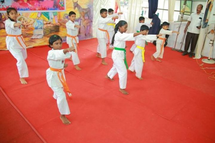 Syrian Jacobite Public School-Karate