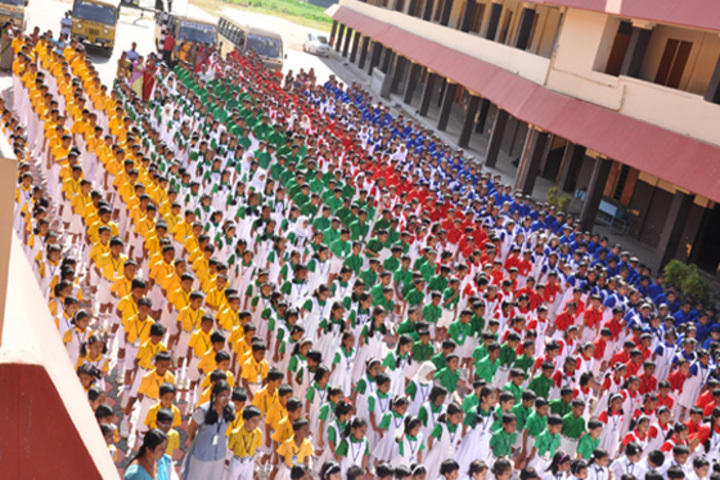 Toc H Residential Public School-Assembly