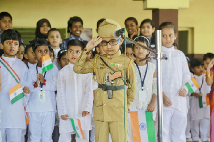 Toc H Residential Public School-Independence Day