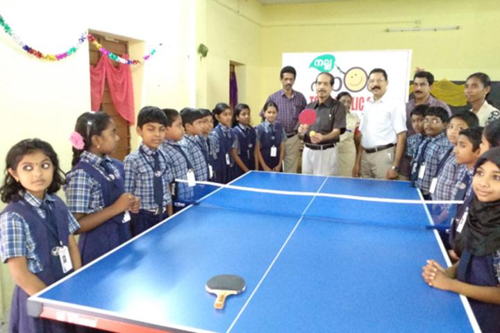 Toc H Residential Public School-Indoor Games