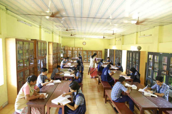 Toc H Residential Public School-Library