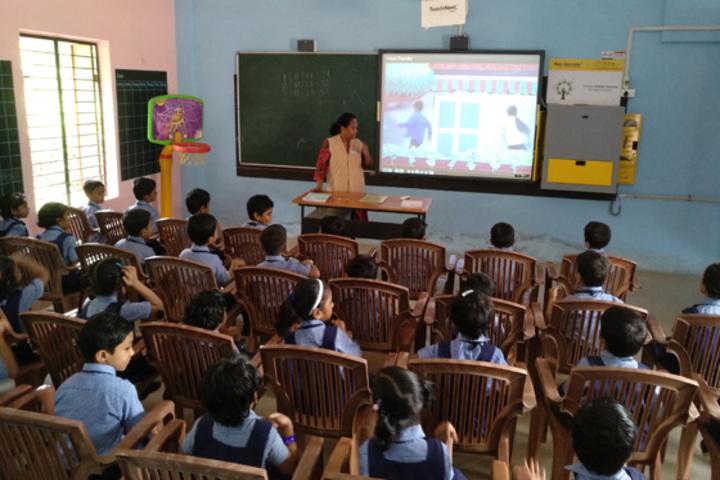 Toc H Residential Public School-Smart Classroom