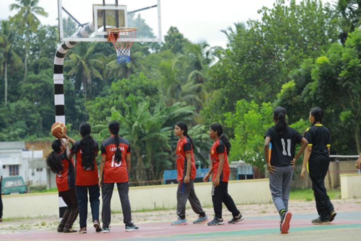 Toc H Residential Public School-Sports