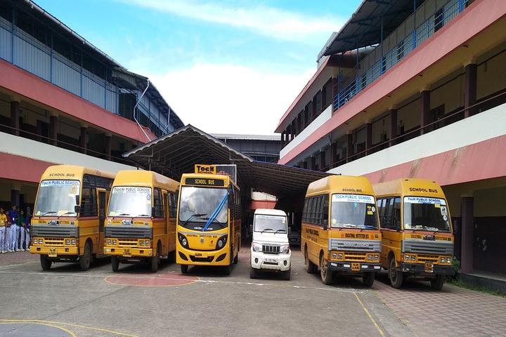 Toc H Residential Public School-Transport