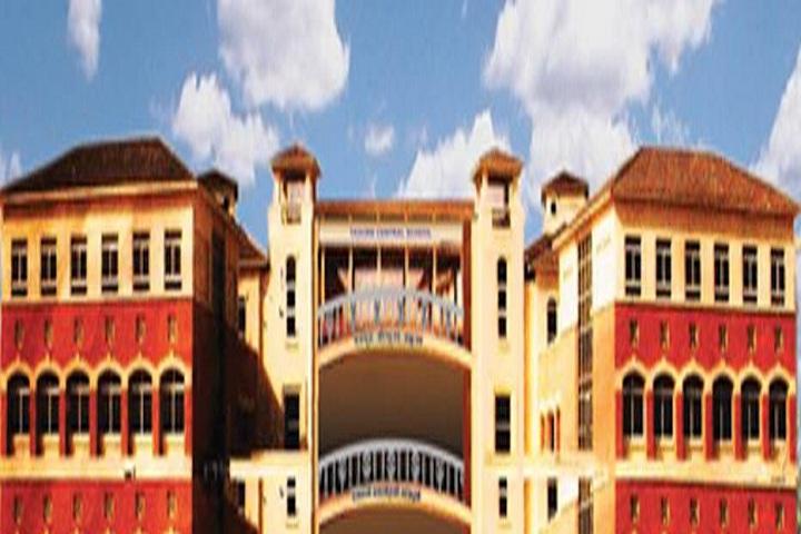 Tagore Central School-Campus