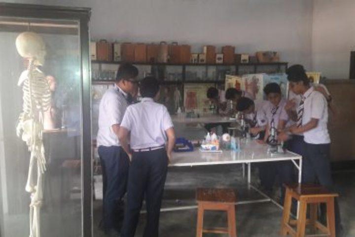 Thanveer Central School-Biology Lab
