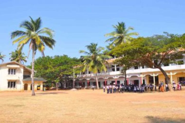 Thanveer Central School-Campus