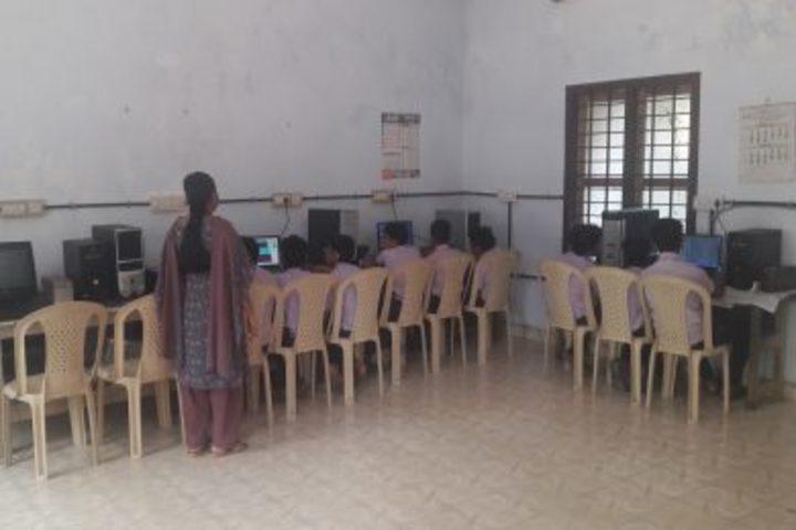 Thanveer Central School-Computer Lab