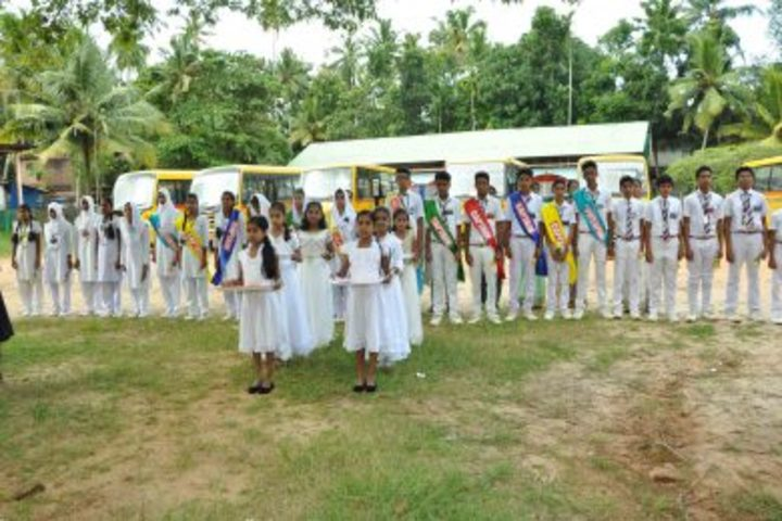 Thanveer Central School-Investiture Ceremony