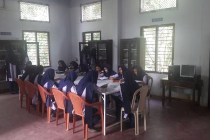 Thanveer Central School-Library
