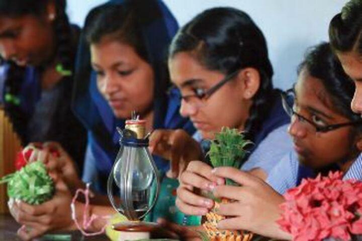 Thapovan Public School-Art and Craft