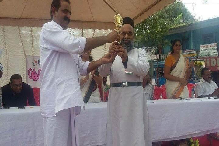 Thapovan Public School-Awards