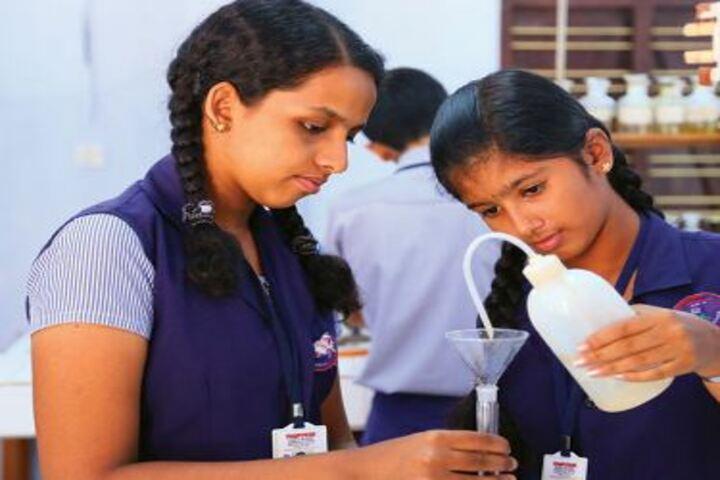 Thapovan Public School-Chemistry Labs