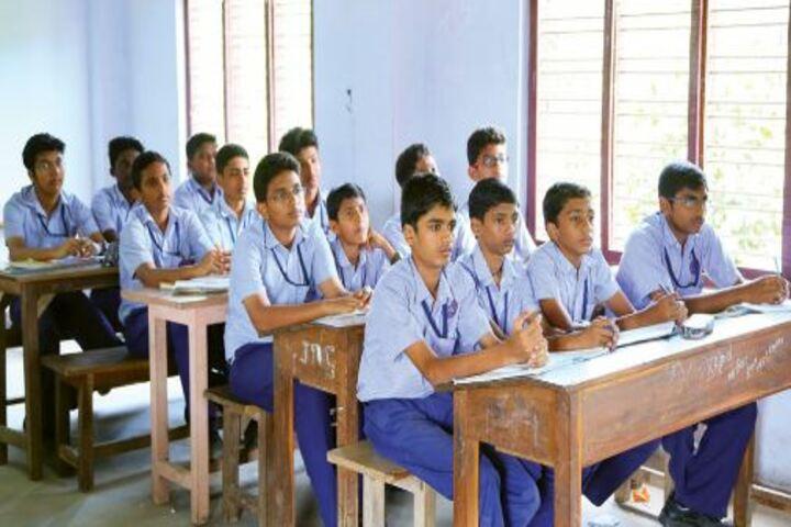 Thapovan Public School-Classroom