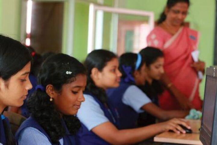 Thapovan Public School-Computer Labs