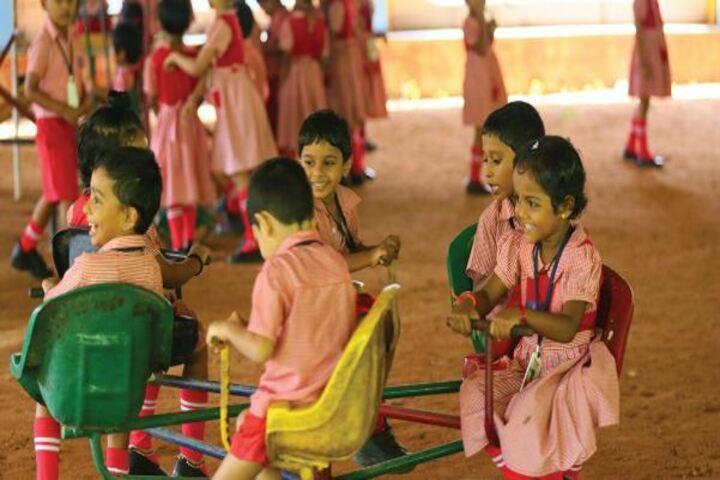 Thapovan Public School-Kindergarten