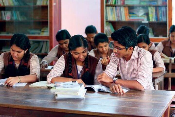 Thapovan Public School-Library