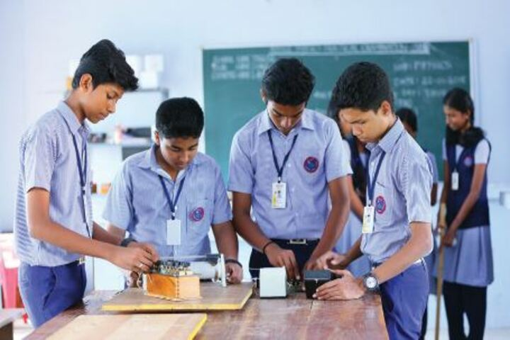 Thapovan Public School-Physics Labs