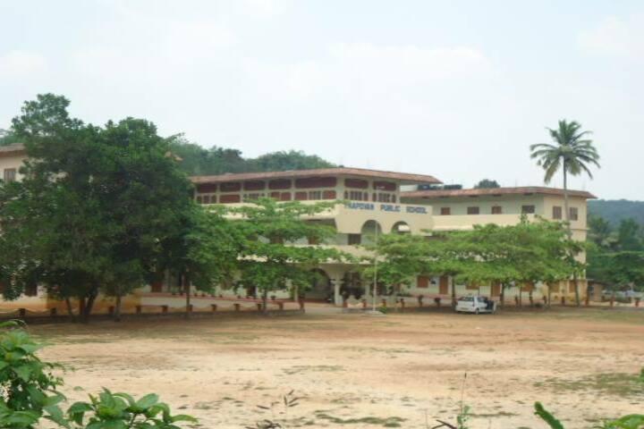 Thapovan Public School-Play Area