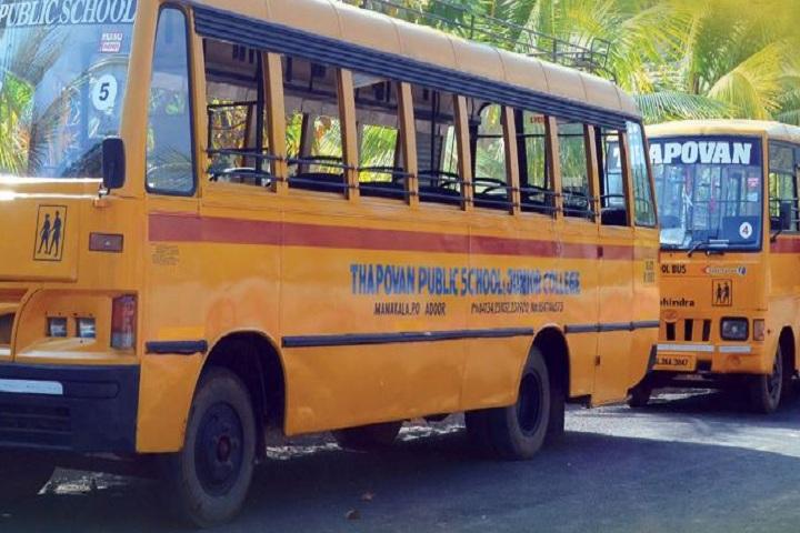 Thapovan Public School-Transport