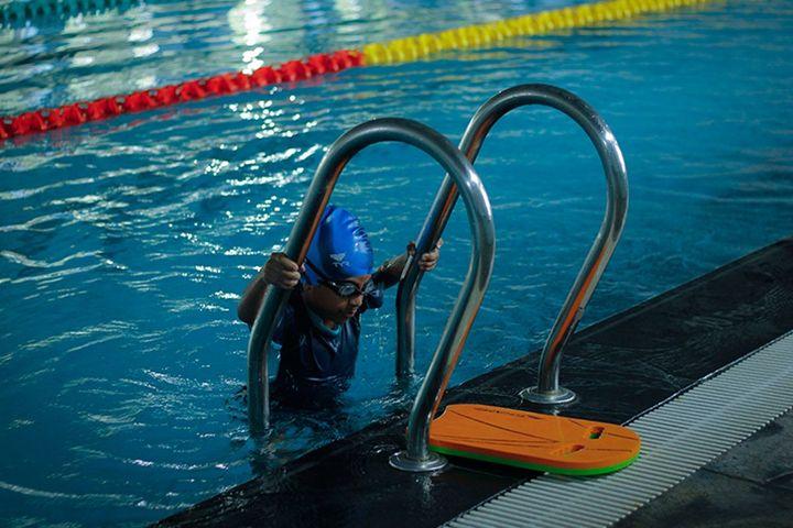 The Choice School-Swimming Pool