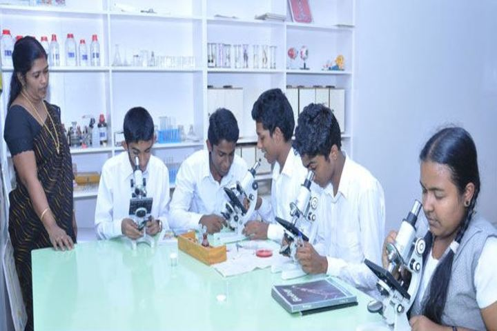 The City Central School-Biology Lab