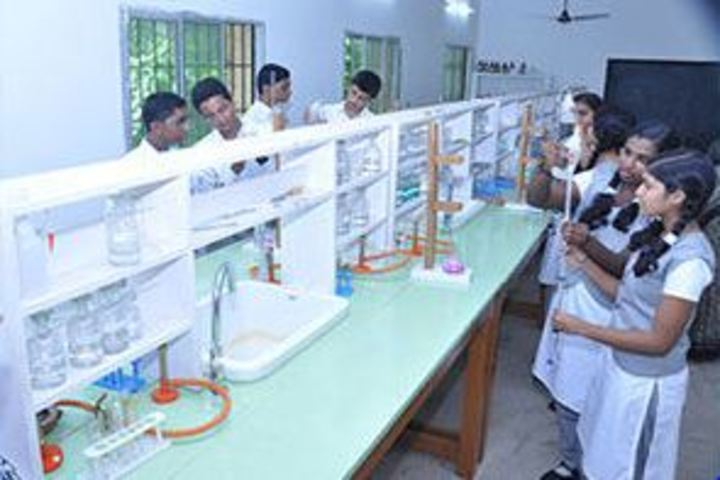 The City Central School-Chemistry Lab