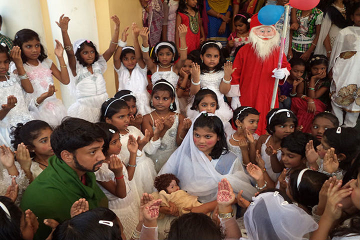 The City Central School-Christmas Celebrations