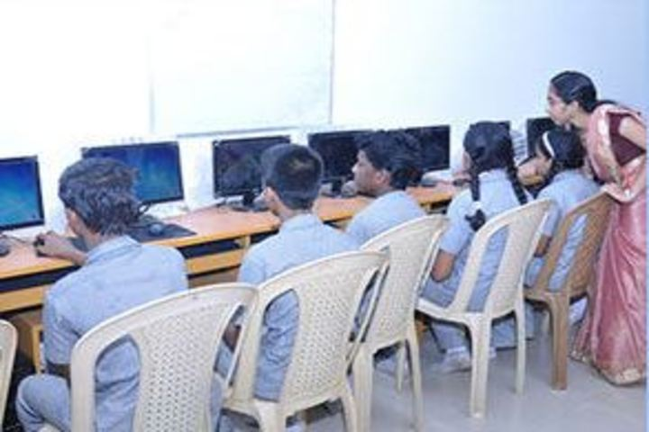 The City Central School-Computer Lab